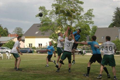 pfingstturnier Handballer