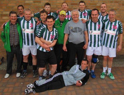 Handball Gruppenbild
