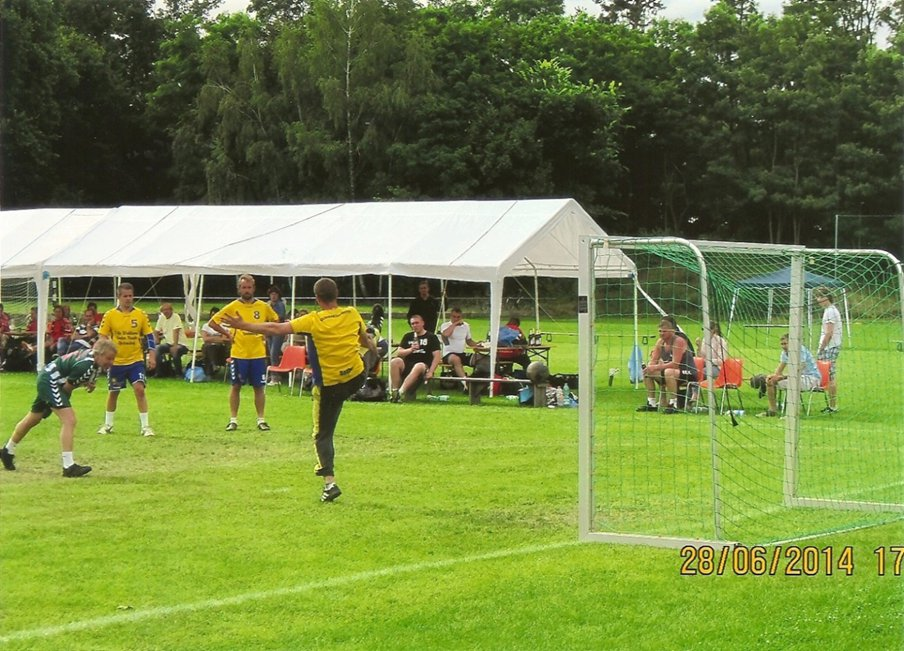 Handball Turnier 2014
